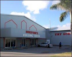 Horsford's Building Center - St. Kitts