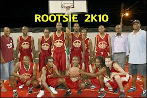 The Horsford's Rootsie Team - 2010