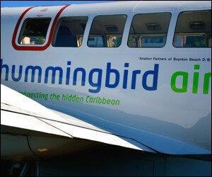Hummingbird Air Plane