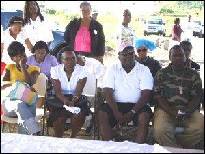 St. Kitts - Hurricane Omar Victims