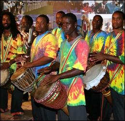 Iafricana Cultural Drummers Group