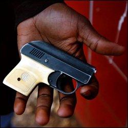 Illegal Firearms