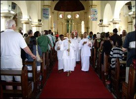 Immaculate Conception Church - St. Kitts