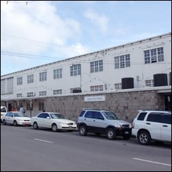Inland Revenue Offices - Basseterre, St. Kitts