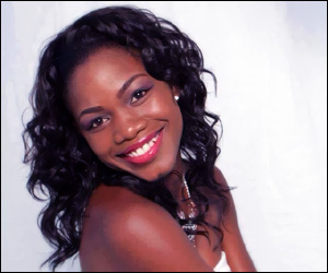 Nevis Teen Irveeka Nisbett In Caribbean Teen Pageant
