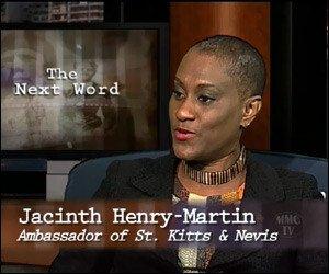 Ambassador Jacinth Henry-Martin