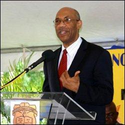 Governor-General of Jamaica - Patrick Allen