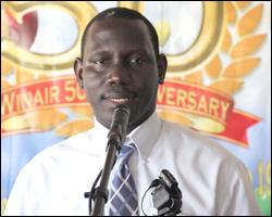 Nevis Tourism Head - John Hanley