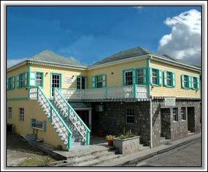 JP's Guesthoue - Charlestown, Nevis