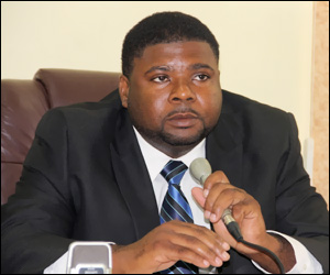Junior Works Minister - Troy Liburd