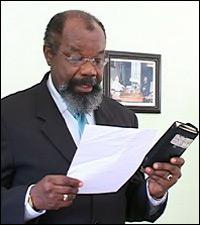 High Court Judge - Errol Thomas