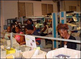 St. Kitts Employees At Kajola Kristada LTD.