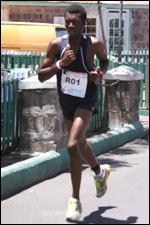 Kashka Forbes - Running In Nevis