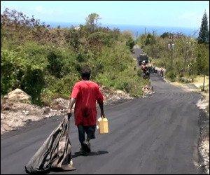 Lampa Hill Road Project