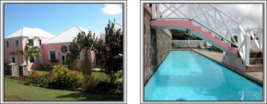 Nevis Villa Rental - Las Brisas