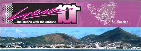 Laser 101 FM - St. Maarten