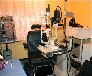 Nevis' New Laser Eye Care Machine