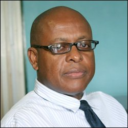Finance Ministry Secretary - Laurie Lawrence