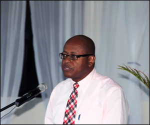 Laurie Lawrence - Nevis Finance Ministry
