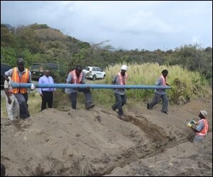 Water Shortage In St. Kitts – Nevis