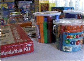 Learning Materials For St. Kitts - Nevis Schools