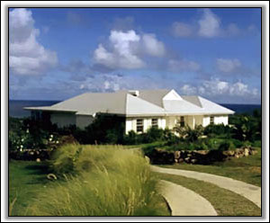 Leeward House Rental Villa