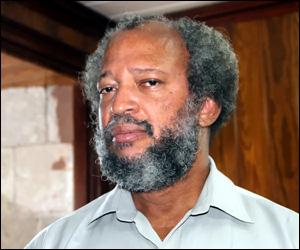 Nevis Disaster Management Director - Lester Blackett