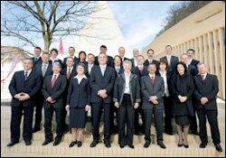 Liechtenstein Parliament Members -2009-2013