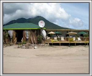 Lime Cafe – Nevis' Newest Beach Bar and Restaurant
