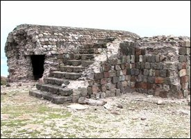 Historic Lime Kiln Ruins - Nevis, West Indies