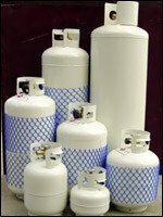 Liquid Propane Gas Cylinders