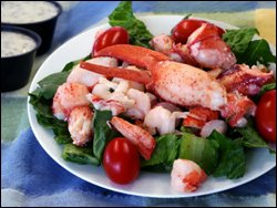Lobster Salad Recipe From Pemos