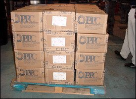 Lutron Liamugia Shipment Ready For Export