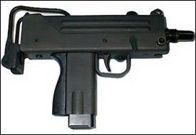 MAC-10 Assault Pistol
