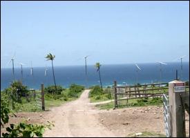 Maddens Wind Farm Project - Nevis Island