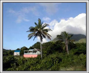 Nevis Villa Rental - Mango Moon