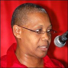 Cabinet Minister - Marcella Liburd