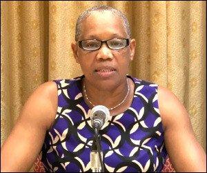 Marcella Liburd - Health Minister