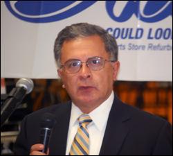 CEO of Courts - Mario Guerrero