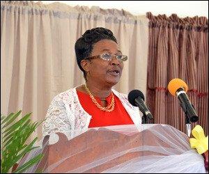 Nevis Teacher - Marion Lescott
