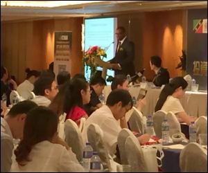 Nevis Deputy Premier In Hong Kong