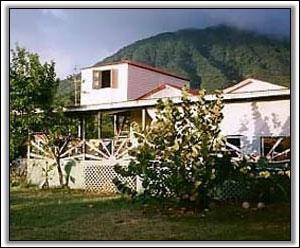 Nevis Villa Rental - Mayorine Cottage