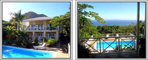 Me Hideaway - Luxury Nevis Island Villa Rental