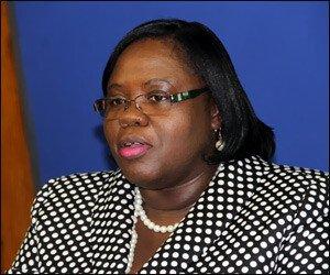 Nevis Minister - Hazel Brady-Williams