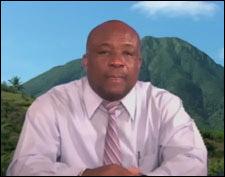 Nevis Health Minister Daniel