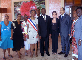 Nigel Carty In Guadeloupe