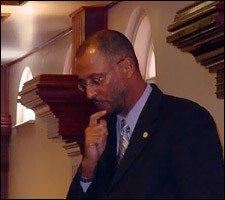 Minister of State - Richard Skerritt