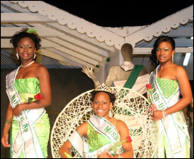 Miss NRP 2011 and Her Court