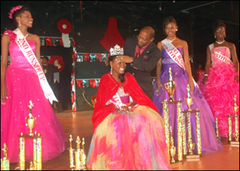 Miss Teen Labour 2011-2012 Is Crowned