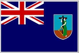 The National Flag of Montserrat